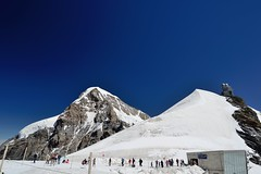 The View from Jungfrau (jerryjcwu) Tags: travel summer snow mountains nature landscape switzerland scenery europe glacier nikkor jungfrau d600 nikonafsnikkor1835mmf3545ged