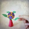 Miniature Oribana 'playful Mood'
