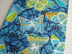 Valori Wells Cocoon Fabric - Liv in Sapphire (Marci Girl Designs) Tags: quilt sewing fabric cotton quiltalong valoriwells oneblockwonder maxinerosenthal cocoonfabric 60degreetriangles quilterinthecloset livinsapphire