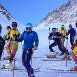 BC Ski Team in Portillo, Chile, September 2013