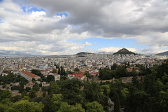 Athens (Florian  v18) Tags: blue sky cloud mountain building history canon ancient europe citadel rocky scene athens historic greece acropolis 风景 建筑 云 人文 欧洲 佳能 雅典 希腊 24105mm 历史遗迹 卫城 5d3 5dmarkiii