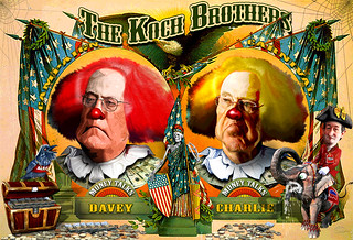 The Koch Brothers Campaign Carnaval