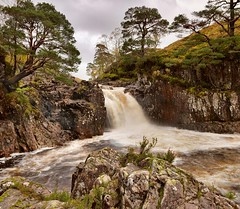 River Etive (Anthony Thomas Johnstone .) Tags: sea castle scotland nikon stalker d600 2470