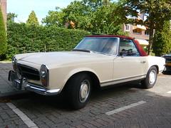Mercedes-Benz 280 SL Cabriolet - 1969 (oerendhard1) Tags: classic 1969 car sl mercedesbenz 280 cabriolet