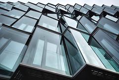 Berlin - glass architecture (Sallyrango) Tags: city urban berlin geometric glass architecture germany europe modernarchitecture