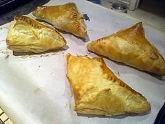 A Little Smackerel From the Freezer (jjldickinson) Tags: food cooking dessert baking longbeach pastry wrigley casiogzonerock