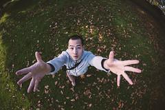Camera tossing (fujinliow) Tags: selfportrait fisheye cameratossing cameratoss selfie fujin fisheyephotography liow samyang75mmf35 fujinliow liowfujin samyang75mmf35fisheye sambaing75mmfisheye