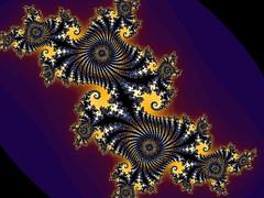 Fractile_015 (Song_sing) Tags: stars julia spirals computergenerated fractal swirls mandelbrot ipad fractileplus