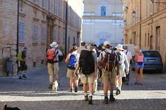 Walkers in Servigliano