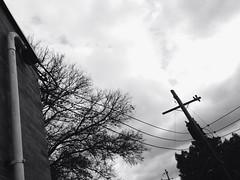 Bye Bye Austin (Rodrigo Lopes de Barros) Tags: city sky urban austin energy texas poles exile