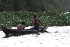 (marcwiz2012) Tags: people southamerica river boat child venezuela delta canoe local dugout orinoco indigenouspeople localpeople