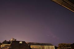 Perseid Meteor (-_Scott Mason Photography-) Tags: light shower astro astrophotography pollution astronomy meteor perseid astron astrometry Astrometrydotnet:status=failed Astrometrydotnet:id=nova190883