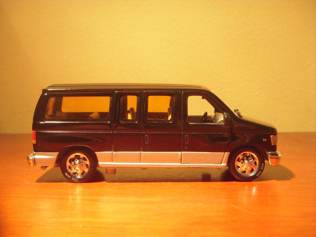 Toy Ford E350 Van Autos Post