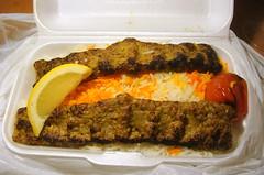 Patogh (bellaphon) Tags: food london cuisine persian iranian kebab koobideh kofte tastyfood patogh