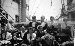 Image titled Onboard RMS Samaria Homeward Bound 1940s.