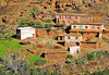 Morocco, small rural settlement, enroute from Marrakech to Ouarzazate, (bilwander) Tags: africa travel village morocco berber atlas ouarzazate lesser bilwander μaroc