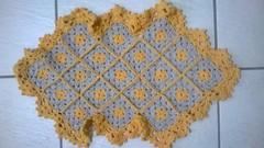 tapete square (Gabriela Vicente) Tags: square tapete quadradinhos quadrados croch