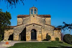 "Prerromanico Asturiano. Iglesia de San Jualian de los Prados o ""Santullano"" de Oviedo, Asturias. Espaa. (RAYPORRES) Tags: espaa iglesia asturias oviedo marzo 2014 sanjuliandelosprados prerromanicoasturiano"