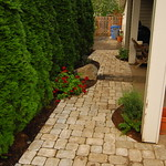 """Eye Catching Pathway by Greenhaven Landscapes <a style=""""margin-left:10px; font-size:0.8em;"""" href=""""http://www.flickr.com/photos/117326093@N05/12994567784/"""" target=""""_blank"""">@flickr</a>"""