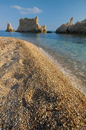 Riza beach - Greece