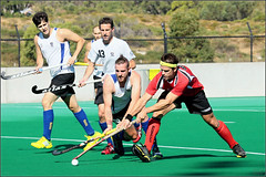 Knights V Redbacks Mens1_ (45) (Chris J. Bartle) Tags: hockey field knights wa newman westernaustralia rockingham redbacks larkhill