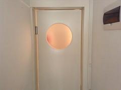 Door to Bathroom (Gbor Habermajer) Tags: door white glass modern contemporary weiss tr glas fehr ajt veg