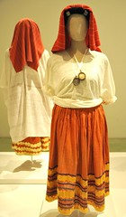 Mexico Santiago Choapan Clothing (Teyacapan) Tags: mexico clothing mexican oaxaca museo textiles indigenas mexicanas trajes zapotec santiagochoapan