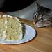 Round 1: Dizzy vs. Honey-Pistachio Cake