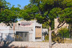 Used to not be allowed in the building (  ) Tags: street rooftop beautiful painting graffiti israel cool nice paint slow spot fresh spray east illegal graff dope middle bombing ashdod esoc esok ashdodgraffiti esok1 esokilla