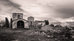 Rudere Montepulciano (Stefano Belvisi) Tags: italy italia tuscany siena montepulciano toscana rudere casale abbandonato