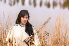 JunkyardShoot-20140316-487 (Frank Kloskowski) Tags: georgia costume shoot indian models junkyard authentic lagrange