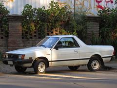 Subaru 1800 MV 4WD 1992 (RL GNZLZ) Tags: 4x4 4wd pickup subaru 1800 brat mv pickuptrucks camionetas subarubrat subarumv