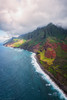 The Long Stretch (Silent G Photography) Tags: travel hawaii wideangle aerial helicopter kauai nikkor aerialphotography napali gardenisland napalicoast travelphotography hawaiinislands nikond800 markgvazdinskas silentgphotography silentgphoto