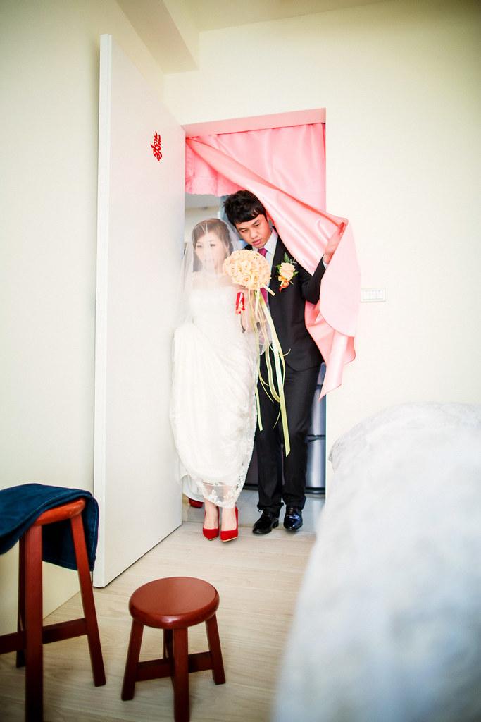 士銘&睿芯Wedding-068