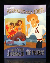 No Kidding, Mermaids are a Joke!:  the Story of the Little Mermaid as Told by the Prince (Vernon Barford School Library) Tags: new school classic fairytale reading book high humorous library libraries joke humor reads prince books humour read paperback story cover nancy mermaids junior covers bookcover mermaid middle princes stories vernon royalty recent amit adaptation bookcovers loewen nonfiction littlemermaid adapt paperbacks fairytales adapted adaptations kidding fractured barford softcover tayal fracturedfairytale fracturedfairytales vernonbarford softcovers 9781479549788