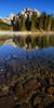 Leigh Lake (Tony Hochstetler) Tags: trees reflection fall vertical pine nikon wyoming tetons leighlake tetonsnationalpark nikon1424mmf28 d800e