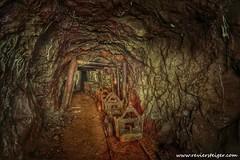 Verlassen - Abandoned (Reviersteiger) Tags: abandoned verlassen bergbau untertage fördertechnik erzbergwerk altbergbau förderstrecken stillgelegtebergwerke
