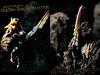 MonsterHunter Hunting Arms Collection (Figraphix) Tags: sabertooth monsterhunter revoltech リボルテック モンスターハンター queensblade クイーンズブレイド 狩猟武器コレクション huntingarmscollection セイバートゥース天