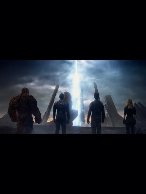 FANTASTIC FOUR trailer is out!