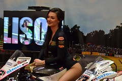Spearmint Rhino Promo Babes At MCN London Motorcycle Show 2015 (Tanvir's Pics 2010) Tags: show london promo babes rhino motorcycle docklands spearmint 2015 mcn excelcentre