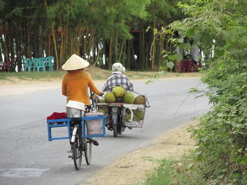 Sur la route, Hoi An, Vietnam