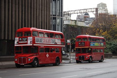 20141125 038 Goodmans Yard Bus Stand. RM2060 ALM 60B, RM324 WLT 324 (15038) Tags: buses routemaster lt rm londontransport rm324 wlt324 rm2060 alm60b goodmansyardbusstand