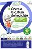 Afiche mes del medio ambiente botellas (Anuncio Agency) Tags: publicidad anuncio urbano diseño videos afiche eventos calama afiches antofagasta reciclaje productora agencia campaña barrick anunciocl
