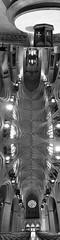 Washington National Cathedral (IamJomo) Tags: blackandwhite bw apple monochrome washingtondc nationalcathedral jomo washingtonnationalcathedral takenwithaniphone iphone6 snapseed smallworldphotos jomophoto