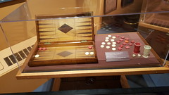 2016-05-20 - Washington's Headquarters - Backgammon/checkers board (zigwaffle) Tags: newjersey nj morristown 2016 georgewashington americanrevolution history leisure games checkers backgammon