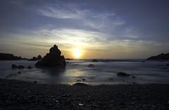 MacKerricher State Beach Sunset (dcnelson1898) Tags: california northerncalifornia outdoors photography coast nikon highway1 pacificocean fortbragg mackerricherstatepark mendocinocounty