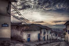 Cusco Sunrise (C. Dastodd) Tags: travel peru sunrise cusco