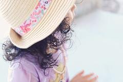 Gianna_0188 (Ciara*) Tags: girl kid toddler smiles cutie niece sunflower