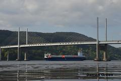 ARCTIC ROCK (denzil31) Tags: bridge rock scotland ship wind harbour towers cargo arctic inverness machrihanish sse wts campbeltown kessock dunmaglass