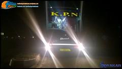 KPN TN-30-BF-9199 From Tiruvanvdhapuram To Hydrabad (Dhiwakhar) Tags: kpn